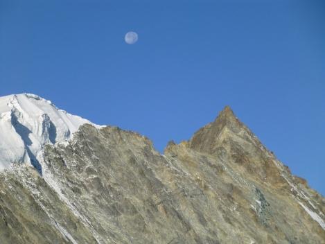 Mont Blanc de Cheillon east ridge